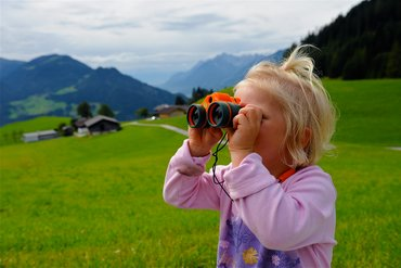 Family experience at Reitherkogel